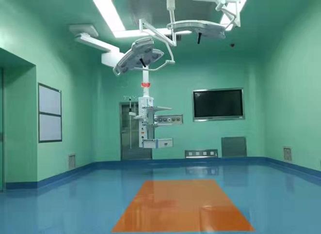 济南医院净化工程