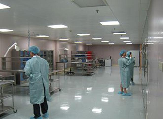 济南医院供应室净化工程