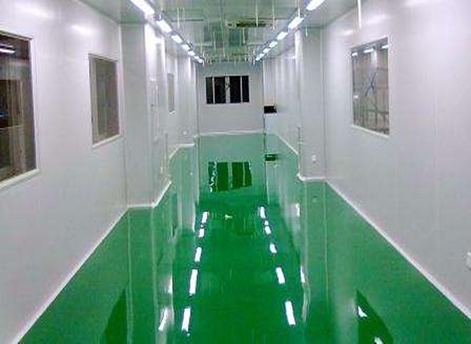 济南生物洁净室净化工程