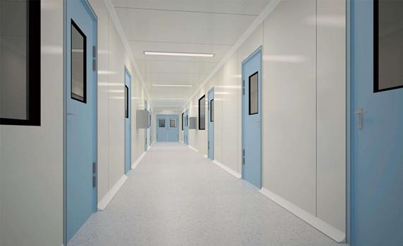 热烈庆祝某中西医结合医院PCR实验室建设开工