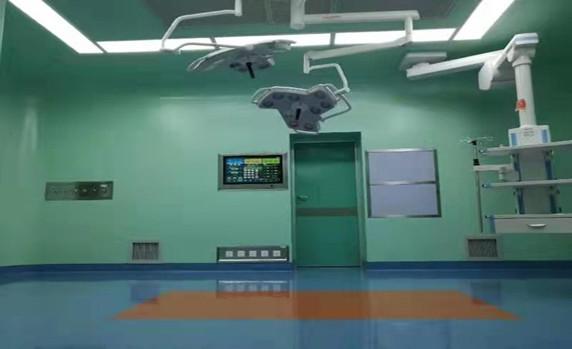 手术室净化内高纯气体管道施工
